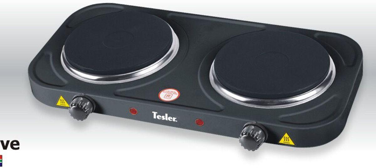 Tesler PE-23, Black плитка электрическая tesler pe 23