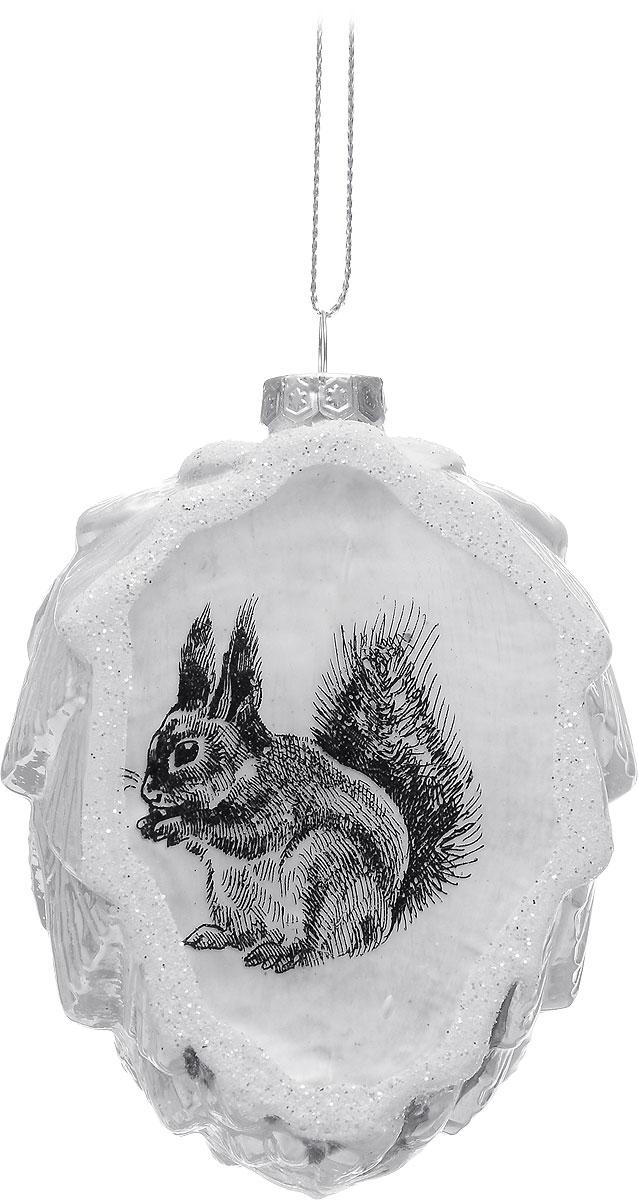 Украшение новогоднее подвесное Winter Wings Шишка, высота 9 смN07982Новогоднее подвесное украшение Winter WingsШишкавыполнено из стекла. Спомощьюспециальной петельки украшение можно повесить влюбом понравившемся вамместе. Но, конечно, удачнее всего оно будетсмотреться на праздничной елке.Елочная игрушка - символ Нового года. Она несет всебе волшебство и красотупраздника. Создайте в своем доме атмосферувеселья и радости, украшаяновогоднюю елку нарядными игрушками, которыебудут из года в год накапливатьтеплоту воспоминаний. Размер: 7,5 х 5 х 9 см.