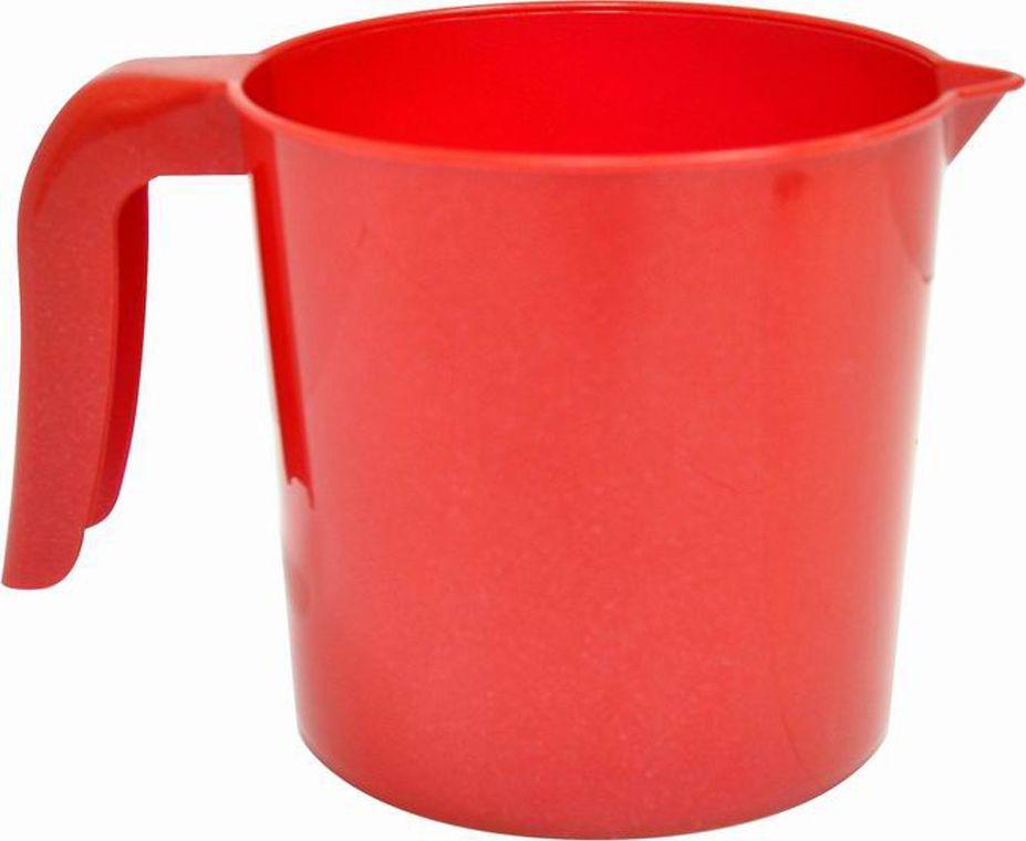 Кружка Violet Рубин, 1 л281001Кружка Рубин изготовлена из высококачественного пластика.Изделие оснащено удобной ручкой. Такая кружка прекрасно подойдет для дома и дачи. Прочная, вместительная кружка легко моется.