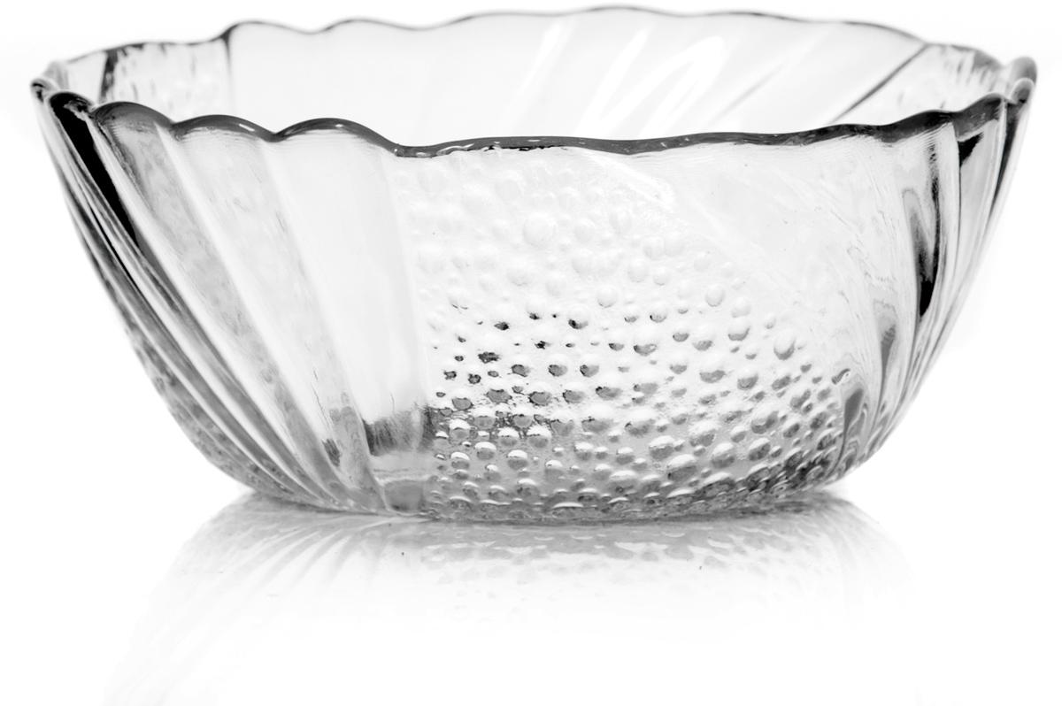 Салатник Pasabahce Папийон, цвет: прозрачный, диаметр 12 см10274SLBСалатник Pasabahce Папийон, выполненный из прозрачного высококачественного натрий-кальций-силикатного стекла, предназначен для красивой сервировки различных блюд. Внешние стенки салатника имеютрифленую поверхность. Салатник сочетает в себе изысканный дизайн с максимальной функциональностью.Оригинальность оформления придется по вкусу и ценителям классики, и тем, кто предпочитает утонченность и изящность.Можно использовать в микроволновой печи и мыть в посудомоечной машине.
