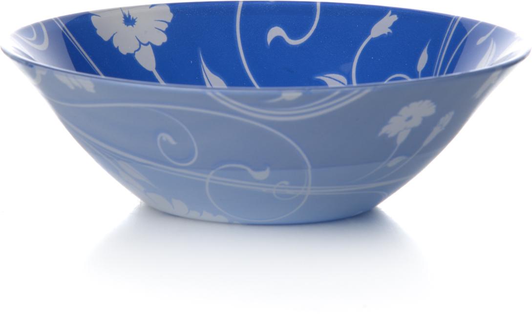 Салатник Pasabahce Блю серенейд, цвет: синий, диаметр 14 см10414SLBD2Салатник Pasabahce Блю серенейд изготовлен из закаленного стекла. Такой салатник украсит сервировку вашего стола и подчеркнет прекрасныйвкус хозяина, а также станет отличным подарком.
