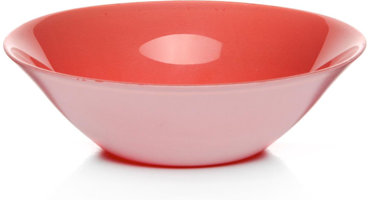 Салатник Pasabahce Пинк сити, цвет: розовый, диаметр 16,2 см10533SLBD40Салатник Пинк сити изготовлен из упрочненного стекла розового цвета.Такой салатник украсит сервировку вашего стола и подчеркнет прекрасный вкус хозяина, а также станет отличным подарком. Можно использовать в микроволновой печи и мыть в посудомоечной машине.
