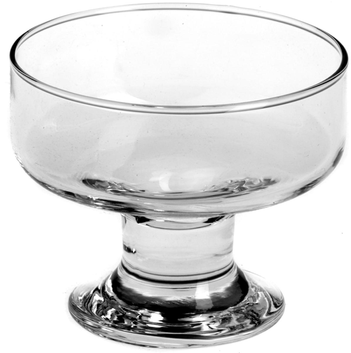 """Креманка Pasabahce """"Ice Ville"""" изготовлена из непористого стекла. Благодаря высокому уровню применяемых технологий изделие может использоваться на протяжении многих лет, не утрачивая эстетической привлекательности и оставаясь функциональными и современными. Высота: 81 мм. Объем: 250 мл."""