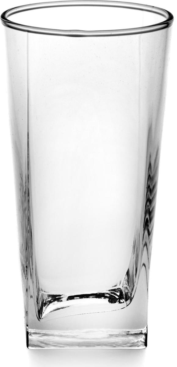 """Стакан """"Pasabahce"""" выполнен из прочного натрий-кальций-силикатного стекла. Идеально  подходит для сервировки стола. Стакан не только украсит ваш кухонный стол, но и подчеркнет прекрасный вкус хозяйки."""