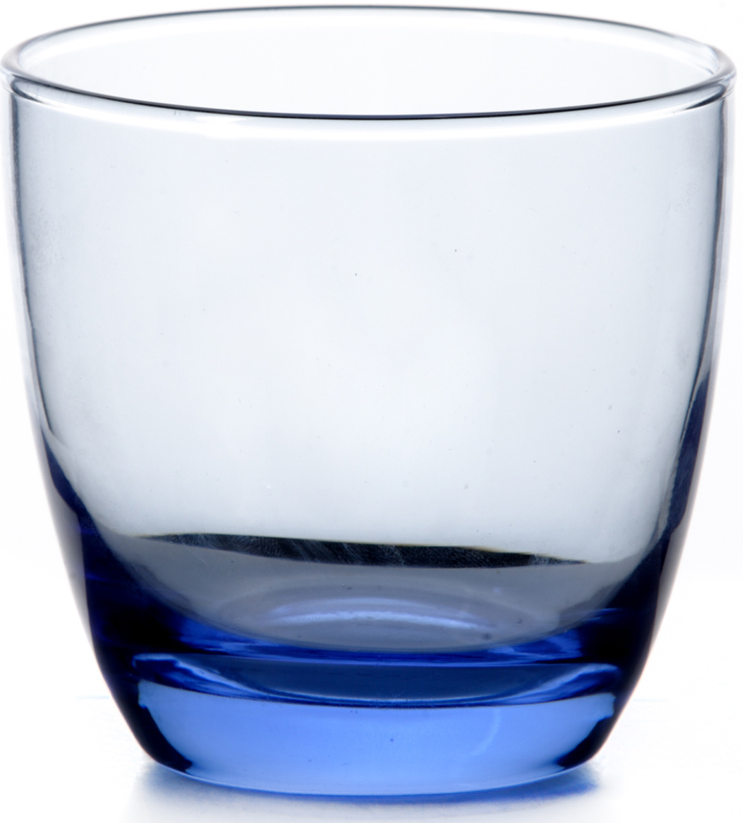 Стакан Pasabahce Лайт блю, цвет: прозрачный, 370 мл стакан pasabahce плэже цвет прозрачный 480 мл