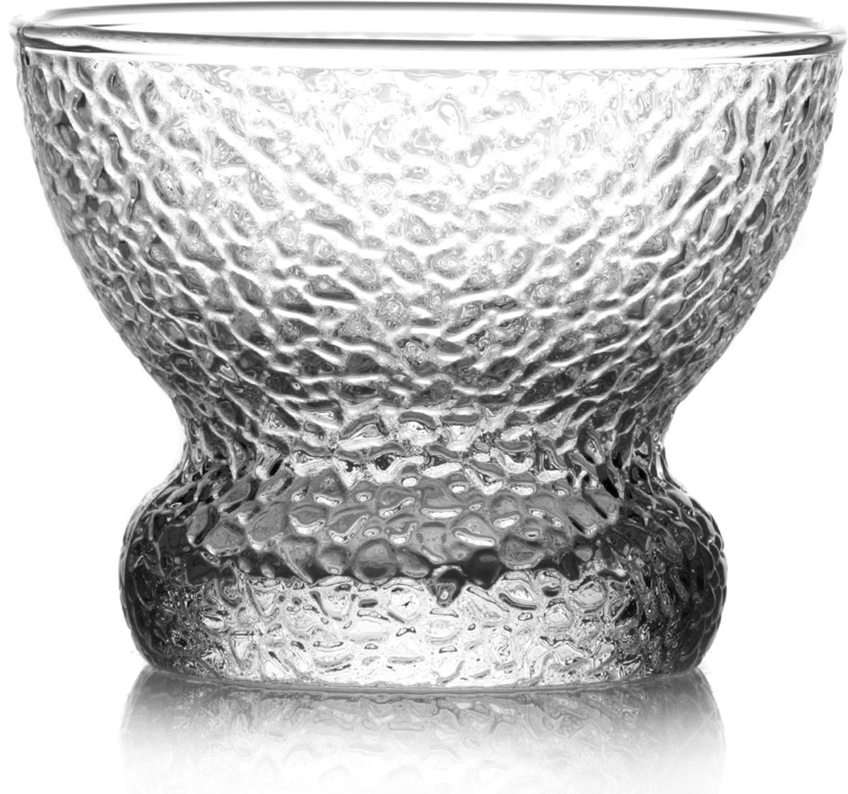 """Креманка Pasabahce """"Mosaic"""" изготовлена из стекла. Благодаря высокому уровню применяемых технологий изделие может использоваться на  протяжении многих лет, не утрачивая эстетической привлекательности и оставаясь функциональными и современными. Высота: 90 мм. Объем: 310 мл. Комплектация: 2 шт."""