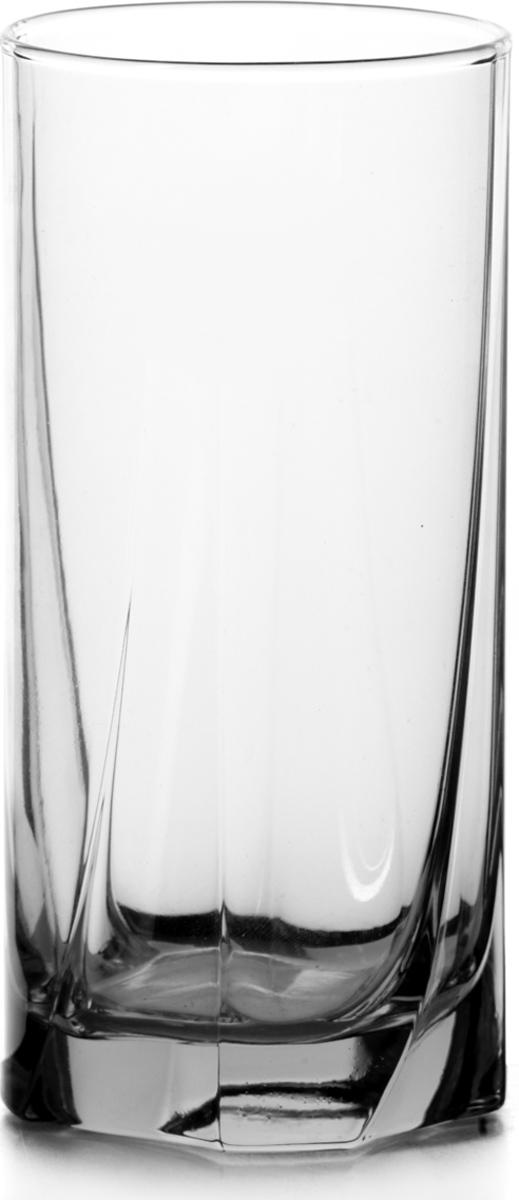 """Стакан Pasabahce """"Луна"""" выполнен из прочного натрий-кальций-силикатного стекла. Идеально  подходит для сервировки стола.  Стакан не только украсит ваш кухонный стол, но и подчеркнет прекрасный вкус хозяйки.  Диаметр стакана (по верхнему краю): 7,2 см.  Высота стакана: 15 см."""