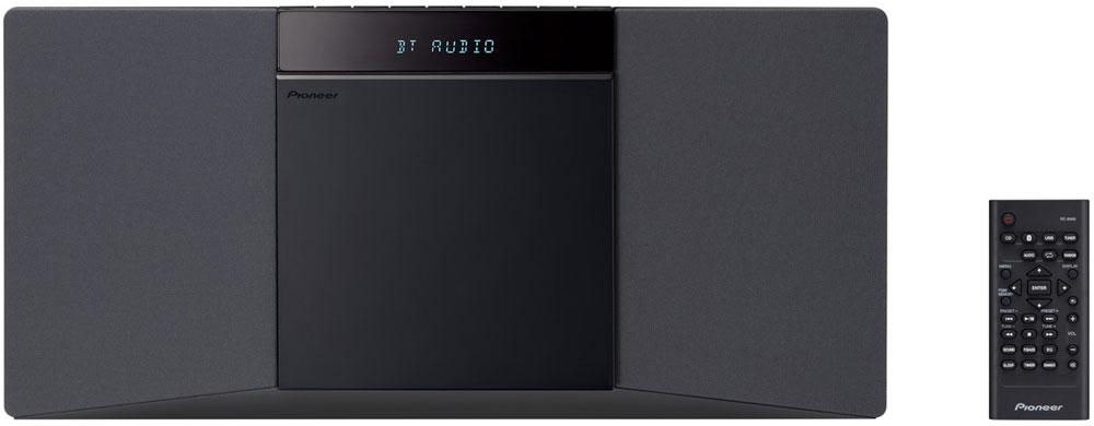 Pioneer X-SMC02-B, Black микросистема