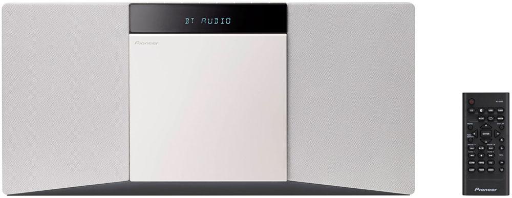 Pioneer X-SMC02-W, White микросистема