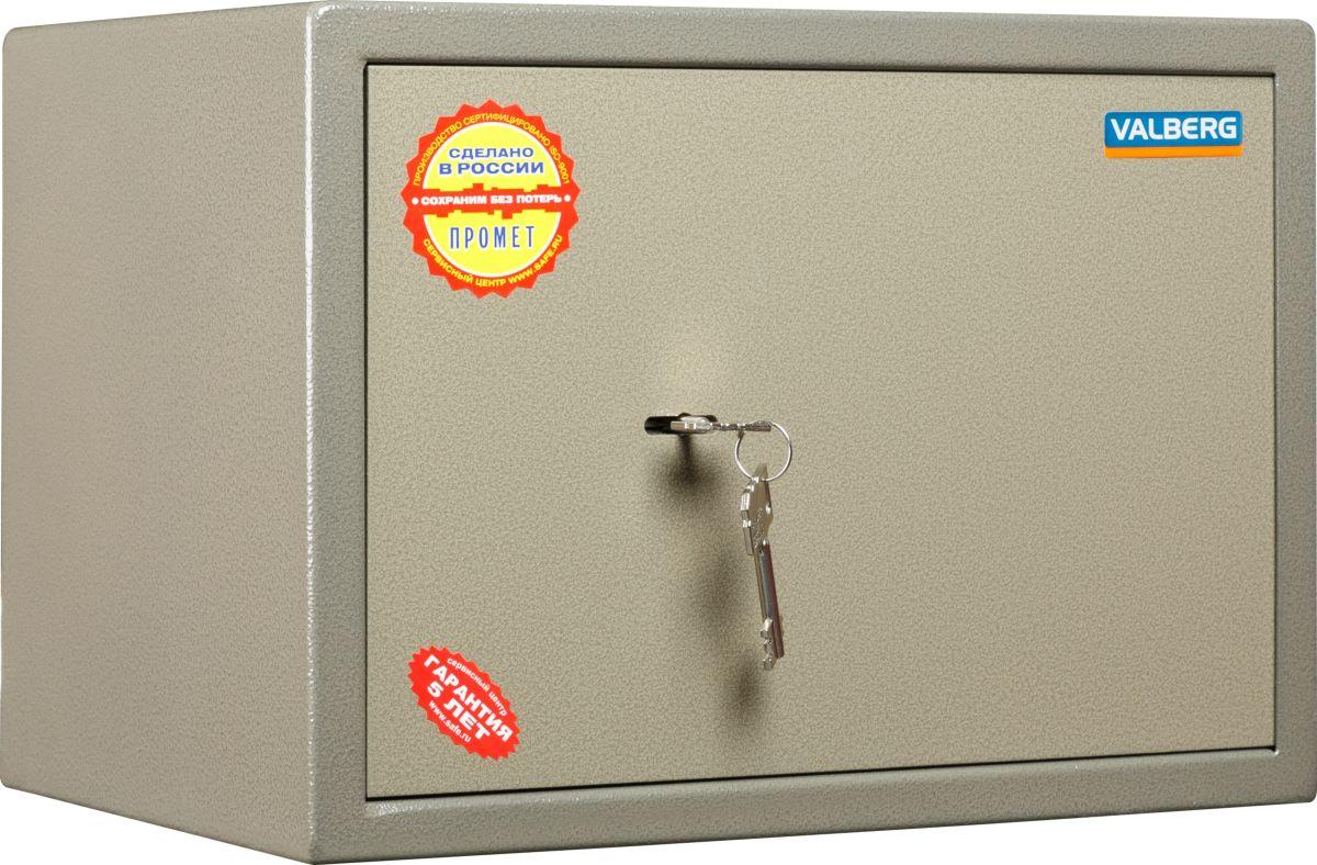 Сейф Valberg ASM.28S10399020140Предназначен для хранения документов и ценностей дома и в офисе.Устойчивость к взлому по ГОСТ Р 55148-2012: класс S1 (ГОСТ Р).Толщина лицевой панели - 5 мм.Толщина боковых стенок - 2 мм.Защита замка от высверливания.Комплектуются ключевым замком KABA MAUER и кодовый механический замок (без смены кода).Предусмотрена возможность анкерного крепления к полу и стене.