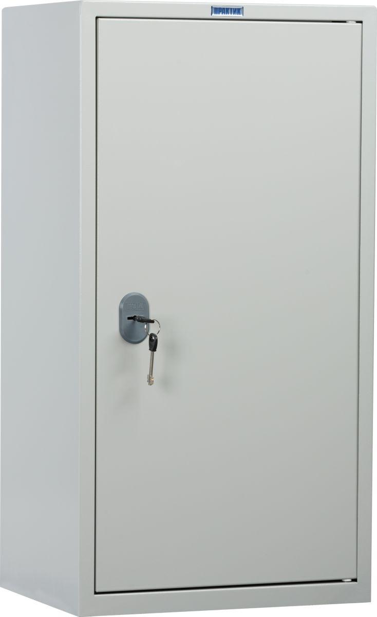Сейф Практик SL-87TS10799090502Сварной металлический бухгалтерский шкаф для хранения документов.Ключевой замок Бордер 80609 (Россия), 2 ключа в комплекте.Съёмная полка, трейзер (кассовое отделение) с ключевым замком Руслок EU, 2 ключа в комплекте.Толщина лицевой панели: 1,2 мм, боковых стенок: 1,2 мм.Вместимость папок Корона шириной 60 мм: 10 шт.Шкаф поставляется в собранном виде.