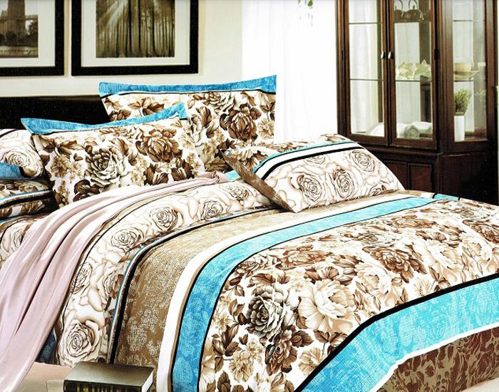 Покрывало МарТекс, 200 х 222 см. 05-0317-305-0317-3Стеганое покрывало из велюровой ткани, красивая стежка атласной ниткой, большой размер, может так же служить и легким одеялом. Высококачественная печать рисунка, европейские дизайны, низ покрывала подбит однотонным велюром. Наполнитель полиэфирное волокно. Состав 100% полиэстер. Уход стирка в деликатном режиме, при температуре 30гр.