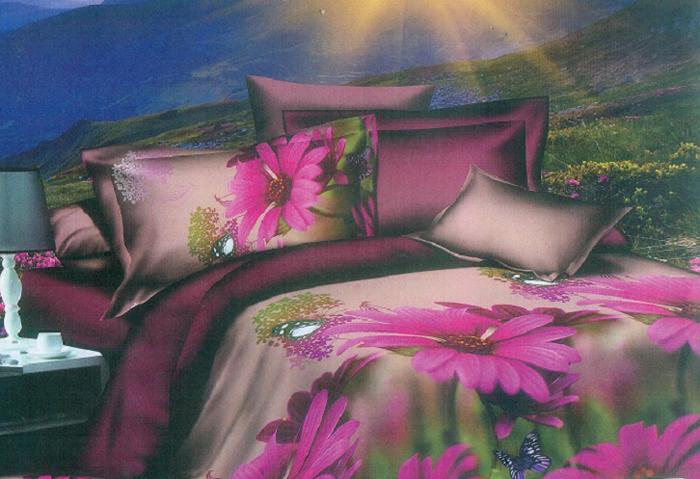 Покрывало МарТекс, 200 х 220 см. 05-0348-305-0348-3Стеганое покрывало из велюровой ткани, красивая стежка атласной ниткой, большой размер, может так же служить и легким одеялом. Высококачественная печать рисунка, европейские дизайны, низ покрывала подбит однотонным велюром. Наполнитель полиэфирное волокно. Состав 100% полиэстер. Уход стирка в деликатном режиме, при температуре 30гр.