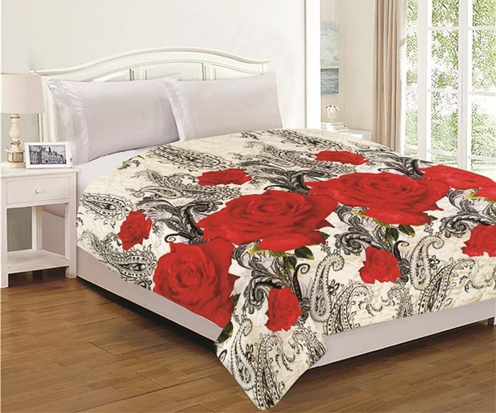 Комплект МарТекс: покрывало 200 х 220 см, подушка 40 х 40 см. 05-0705-3