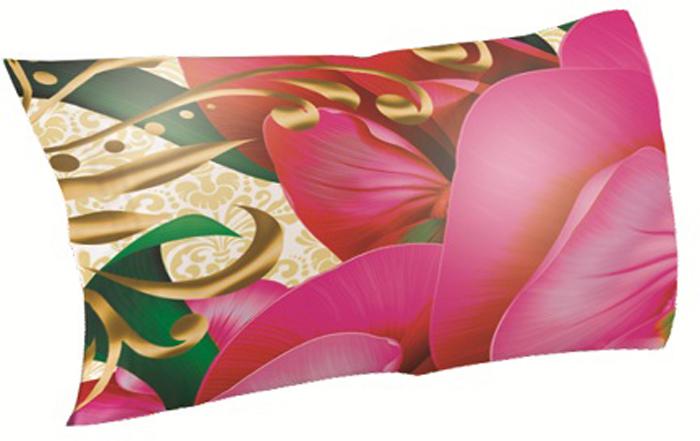 Подушка декоративная МарТекс Соната Пинк №2, цвет: розовый, 45 х 45 см16-1341-1Декоративная подушка, рисунок выполнен методом фотопечати. Наполнение полое силиконизированное волокно Hollow Fiber.
