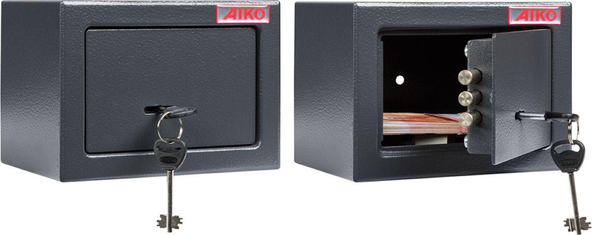 Сейф Aiko T-140 KL aiko воблер ультралайт цена