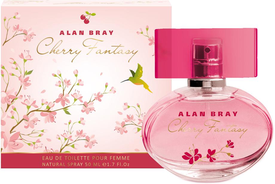 Alan Bray Туалетная вода Cherry Fantasy, женская, 50 мл