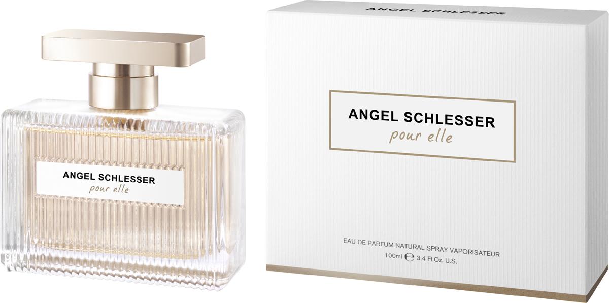 Angel Schlesser парфюмированная вода Pour Elle, женская, 100 мл100 млЭто история короткой случайной встречи с очаровательной женщиной. Два незнакомца встретились впервые, в обычном месте, она пошла дальше, а он нет… Ее элегантность и природная красота делают ее неотразимой, перед ней невозможно устоять, а ее аромат невозможно забыть. Единственное, что она оставила ему – ее аромат, который заставил его написать страстное письмо той, чье имя неизвестно… Не зная кому адресовать это письмо, он решил написать его … pour elle (ей) Вдохновленные эстетикой, стилем и ценностями Angel Schlesser, флакон и упаковка pour elle говорят о женственности, элегантности и эклектике.АРОМАТ Встреча. Бергамот, красные ягоды, бархатцыПрисутствие. Жасмин, пион, цветы апельсина и яблокоВоспоминание. Пачули, ветивер, бобы Тонка и бензоинКраткий гид по парфюмерии: виды, ноты, ароматы, советы по выбору. Статья OZON Гид