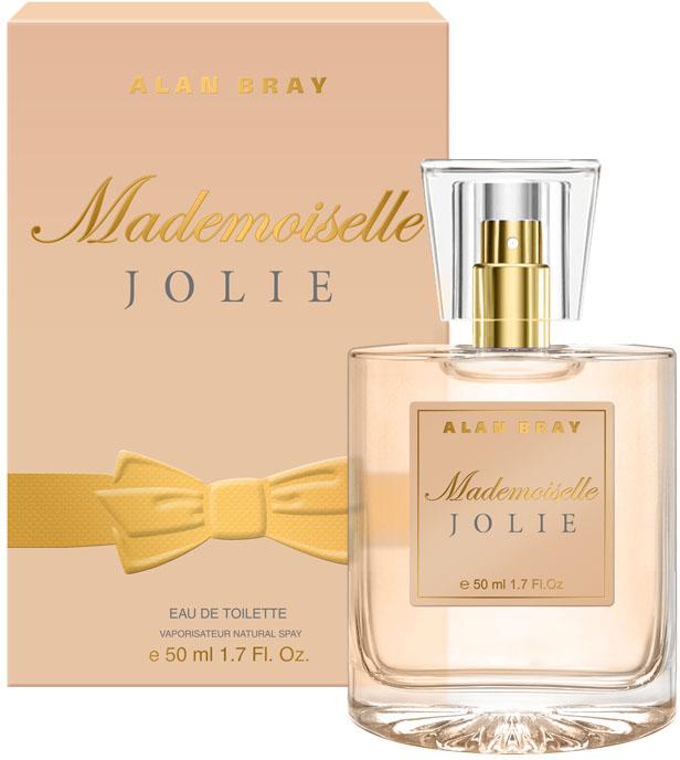 Alan Bray Mademoiselle Jolie Туалетная вода 50 мл