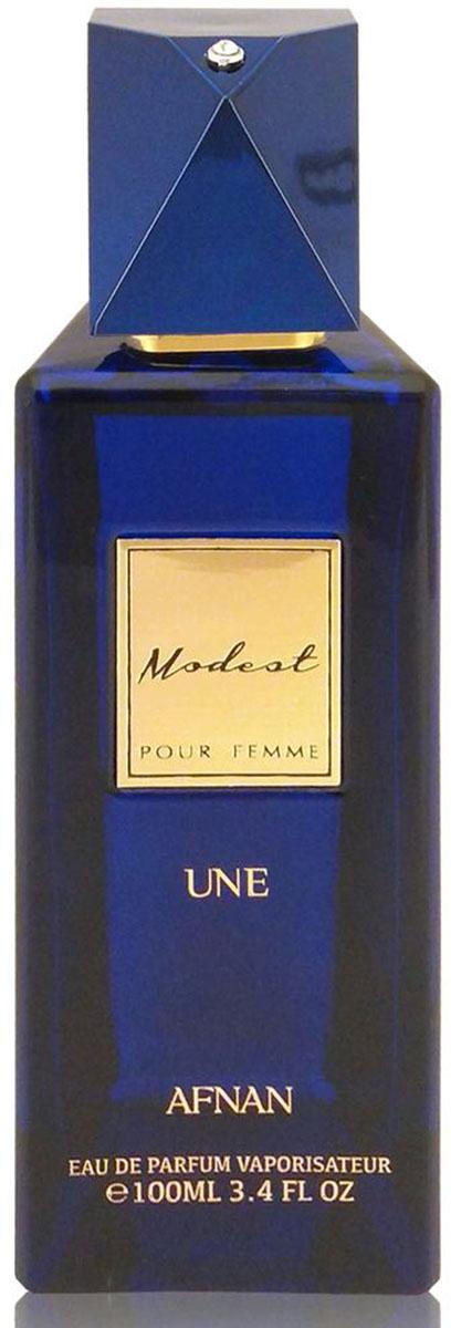 Afnan Modest Pour Femme Une Парфюмерная вода женская, 100 мл bond женская парфюмированная вода di gardini desir 100 мл