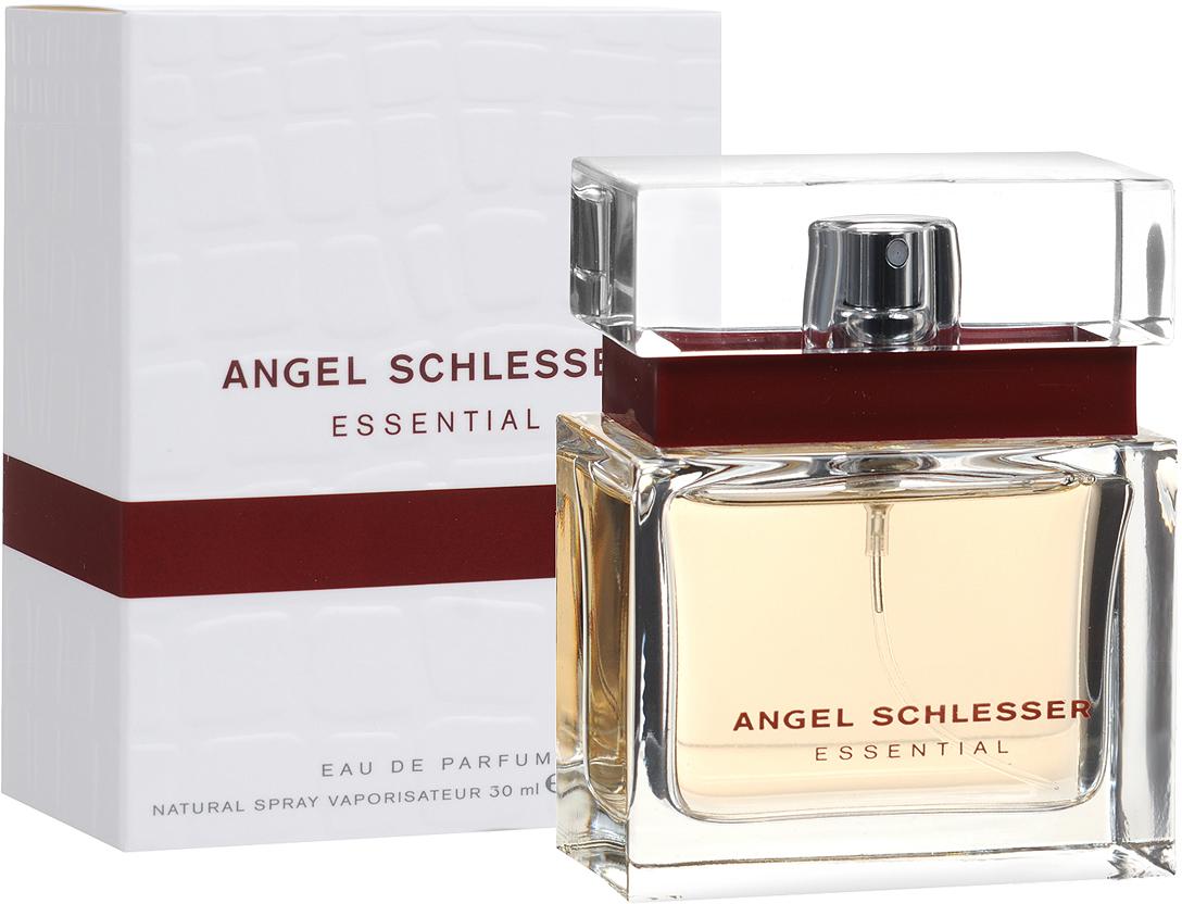 Angel Schlesser Парфюмерная вода Essential, женская, 30 мл25730Женский аромат Angel Schlesser Essential создан для современной, уверенной в себе женщины, которая следит за новыми тенденциями в мире моды и парфюмерии. Он посвящен элегантной, соблазнительной и неповторимой женщине. Она обладает яркой маняще-откровенной красотой, но в то же время скрывает в себе неразрешимую притягательную тайну. Эта тайна делает ее особенной, непохожей на других, наполняя сосуд ее красоты бесконечным и драгоценным содержанием.Классификация аромата: цветочно-фруктовый. Пирамида аромата: Верхние ноты: бергамот, красная смородина, свежесть фруктов. Ноты сердца: болгарская роза, пион, фрезия, фиалка.. Ноты шлейфа:мускус, ветивер, сандал. Ключевые слова нежный, свежий!Самый популярный вид парфюмерной продукции на сегодняшний день - парфюмерная вода. Это объясняется оптимальным балансом цены и качества - с одной стороны, достаточно высокая концентрация экстракта (10-20% при 90% спирте), с другой - более доступная, по сравнению с духами, цена. У многих фирм парфюмерная вода - самый высокий по концентрации экстракта вид товара, т.к. далеко не все производители считают нужным (или возможным) выпускать свои ароматы в виде духов. Как правило, парфюмерная вода всегда в спрее-пульверизаторе, что удобно для использования и транспортировки. Так что если духи по какой-либо причине приобрести нельзя, парфюмерная вода, безусловно, - самая лучшая им замена. Товар сертифицирован.