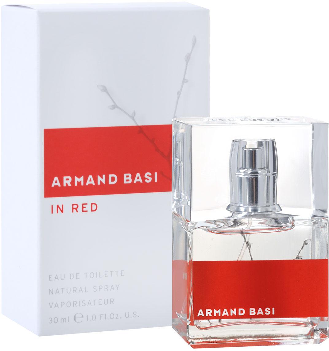 Armand Basi Туалетная вода In Red, женская, 30 мл
