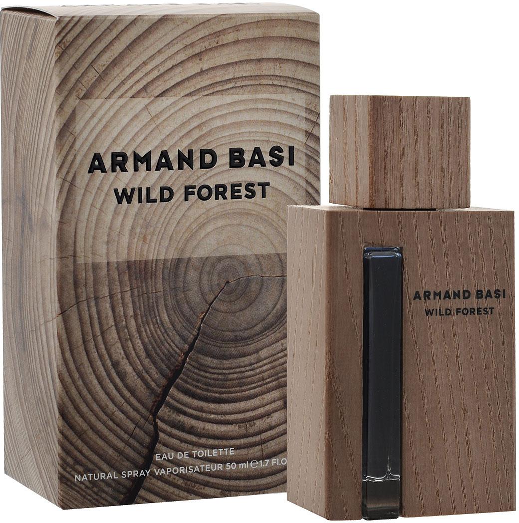 Armand Basi Туалетная вода Wild Forest, мужская, 50 мл48574Wild Forest - новый мужской аромат от Armand Basi, созданный благодаря вдохновению от самого благородного элемента: дерева. Природа прекрасна и непредсказуема. Она несет в себе жизнь. И дерево лучшее доказательство этого ее качества.Мужчина Armand Basi обладает естественной элегантностью, которая проявляется через его отношения с природой. Он прекрасно знает, что все природное безупречно по определению и видит воплощение этой природной, натуральной и несовершенной красоты в дереве. В мире стрессов Wild Forest - его островок, место, где мужчина может обрести себя и освободить свою настоящую, дикую сторону личности. Это может быть лес, это может быть комната, но в первую очередь это место находится в его сознании. Личный теплый, персональный оазис. Неправильная форма дерева, рисунок его внутренних колец, проявляющийся с годами, цвет, вызванный воздействием света, текстура, меняющаяся под воздействием климатических условий, трещины на его поверхности, - все это вместе создает характер благородного материала, также как жизнь дает спонтанный характер молодым людям, и спокойный - пожилым.Wild Forest создан для мужчины без возраста, который, как и дерево, извлекает лучшее из каждой стадии своего взросления. Древесина - материал многогранный и пластичный, легко адаптируемый к современной жизни в большом городе и используемый ежедневно и повсеместно. Таким образом, превращенная в современный объект, она являет собой связь между городом и природой. Древесина, благодаря своему благородному происхождению, объединяет традиции и качество. Это теплый и современный материал, элегантный, прекрасный и вечный.Armand Basi Wild Forest - это одновременно классический, и современный Аромат, такой же, как и мода от Armand Basi. Аромат, который переносит Вас из города в лес. От природы до шума большого города. Сила и мощь благородного дерева - праздник несовершенной красоты Природы и аутентичности всего естественного. Элегантный и с