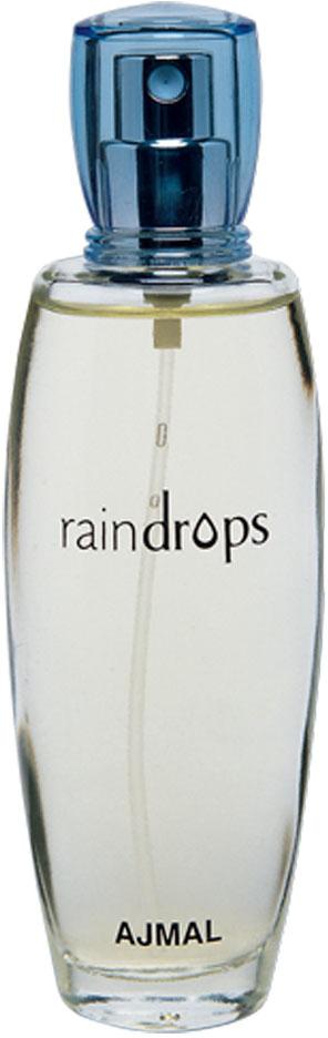 Ajmal Raindrops Парфюмерная вода женская, 50 мл1712Аромат Raindrops олицетворяет женщину, которая умеет преподнести себя с легкостью и изяществом, она любит и любима. Невесомый и легкий, нежный и свежий, совершенный аромат, преисполненный весенними прикосновениями.