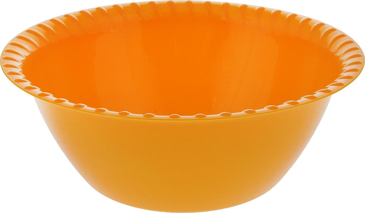 Салатник Мартика, цвет: оранжевый, 2,5 л салатницы