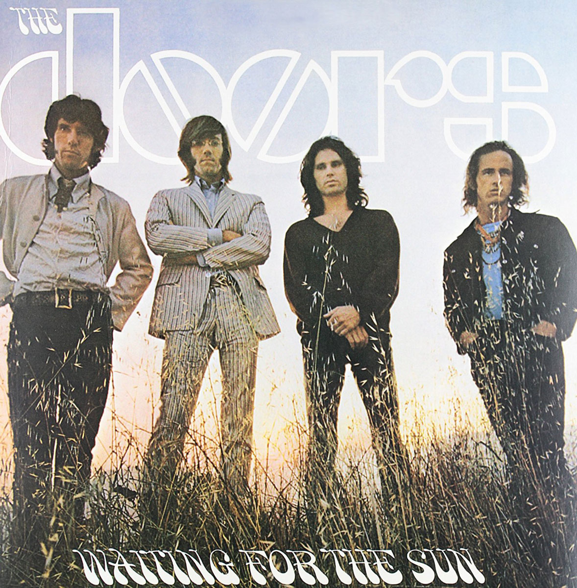 The Doors The Doors. Waiting For The Sun. 40th Anniversary the doors the doors l a woman 40th anniversary edition