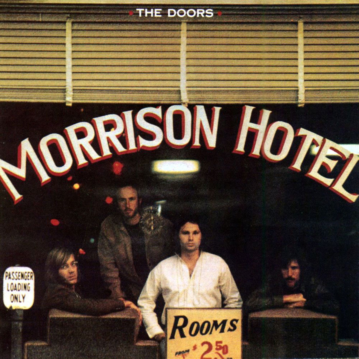 The Doors The Doors. Morrison Hotel. 40th Anniversary the doors the doors l a woman 40th anniversary edition