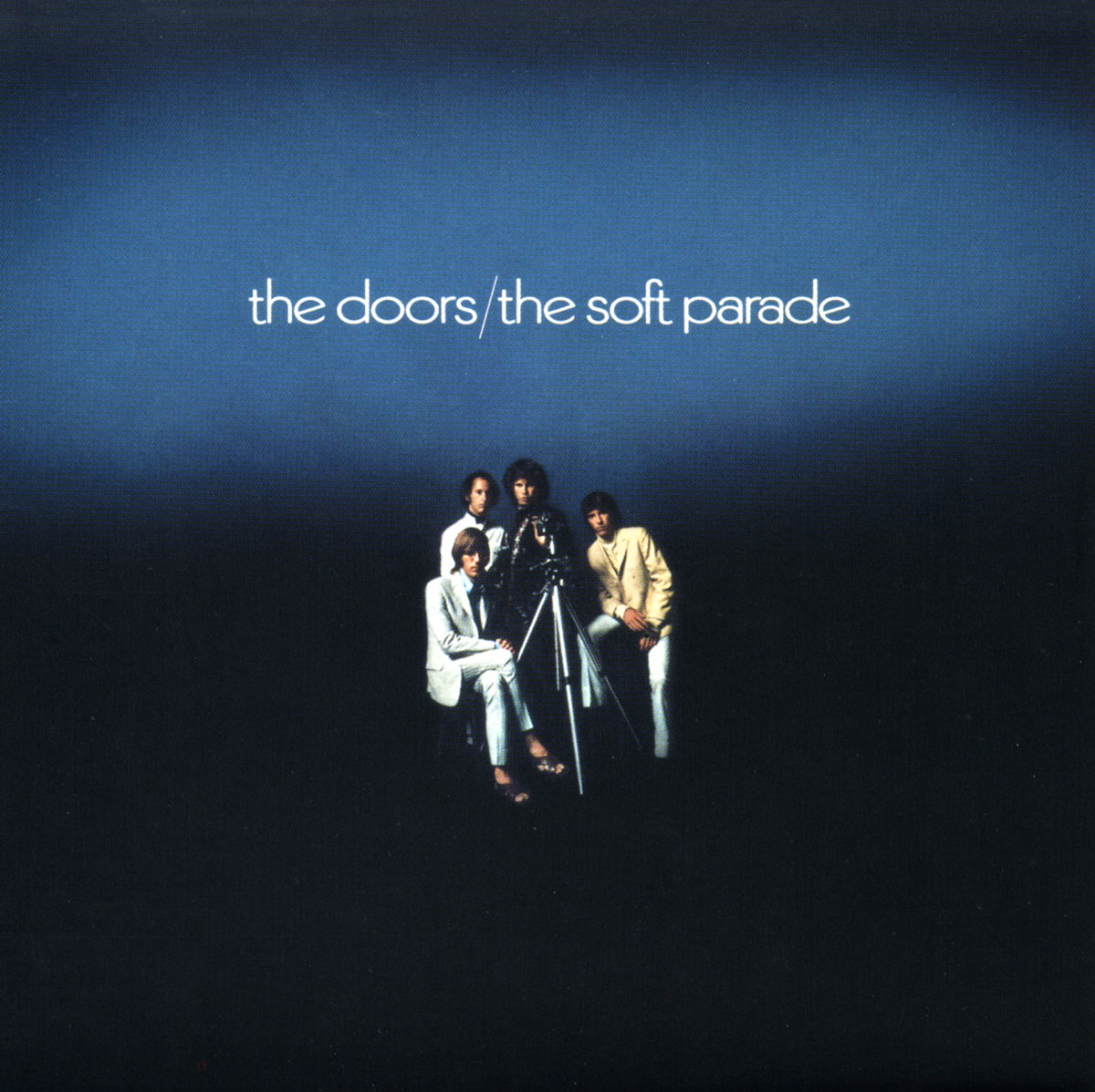 The Doors The Doors. The Soft Parade. 40th Anniversary Edition the doors the doors l a woman 40th anniversary edition