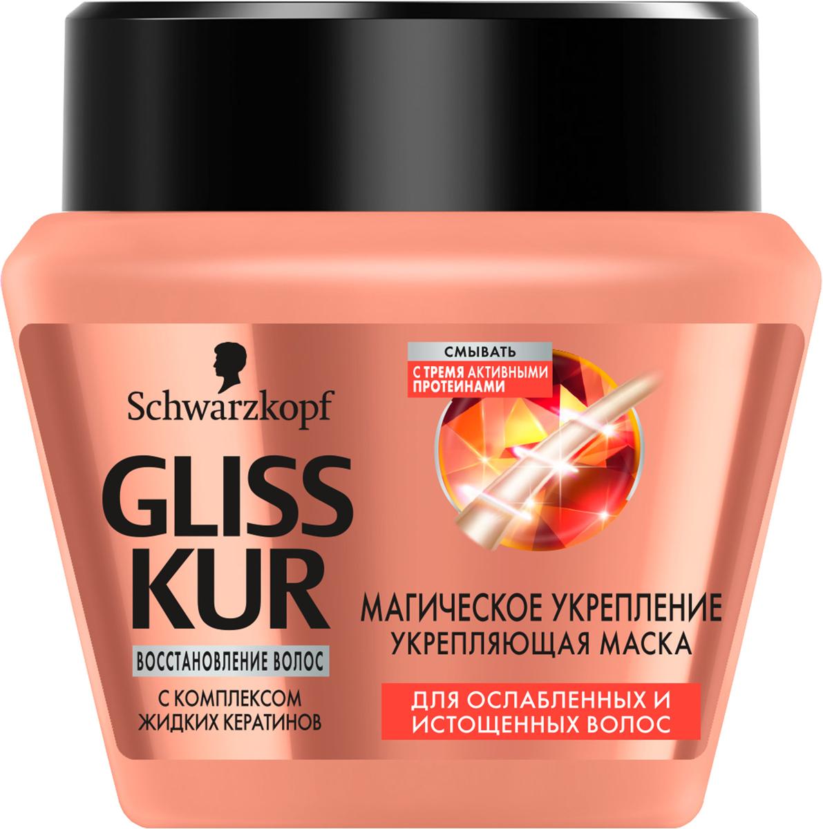 Gliss Kur Восстанавливающая маска Реновация волос, 300 мл09261969Из-за частого окрашивания и укладки волос феном и щипцами для завивки или выпрямления структурные связи между волокнами волоса разрушаются, и волосы теряют здоровый вид. Революционная формула** GLISS KUR с технологией OMEGAPLEX проникает внутрь волоса и