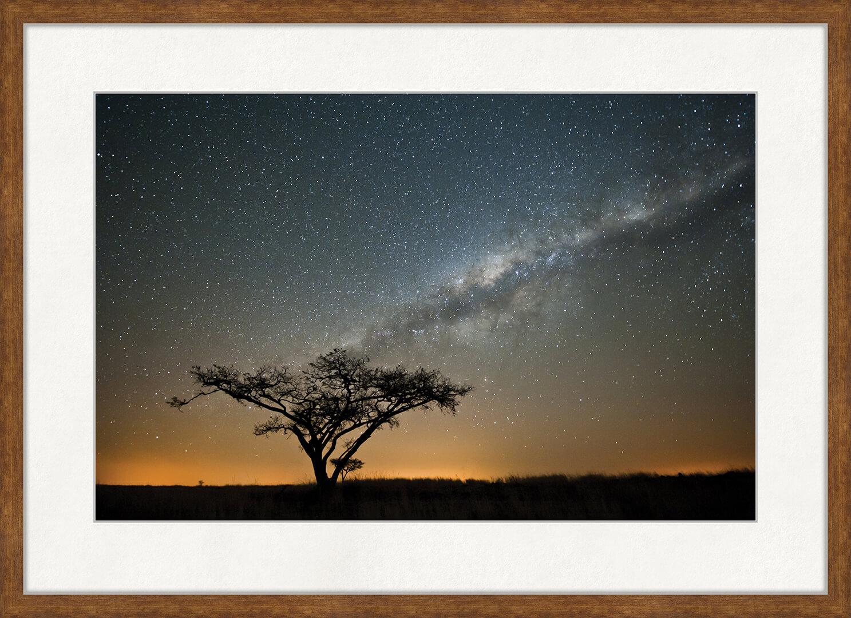 Картина Postermarket Млечный путь в Южной Африке, 50 x 70 смED-08Картина Postermarket Млечный путь в Южной Африке станет прекрасным подарком на любое торжество.На картине изображен прекрасный пейзаж, который подарит обладателю огромное количество положительных эмоций.Люди всегда интересовались, тем, что находится на небе. Наблюдения за ночным небом невооруженным глазом позволяет выделить светлуюполосу, состоящую из невообразимого количества звезд и межзвездного газа. Эта полоса издавна носит название Млечного пути