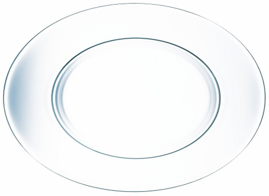Блюдо овальное OSZ Симпатия, диаметр 23 см16C1889Блюдо овальное СИМПАТИЯ 23см.Изготовлено из стекла.