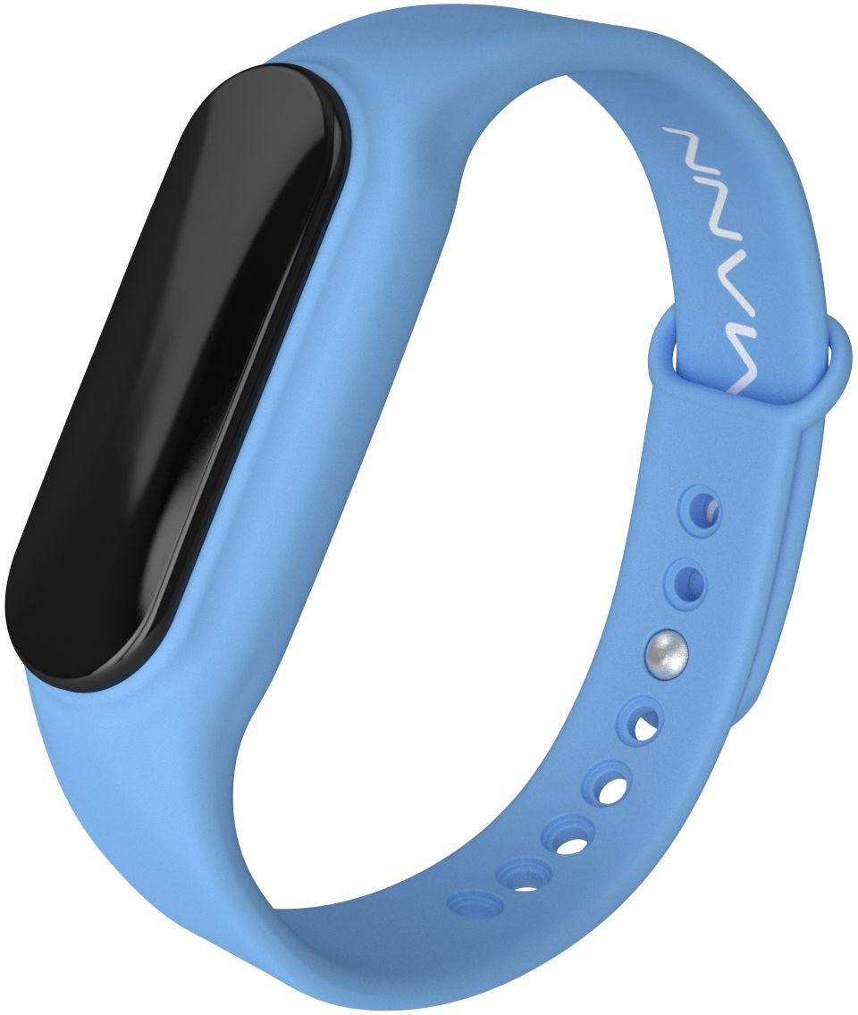 Qumann QSB 03 Blue, фитнес-браслет