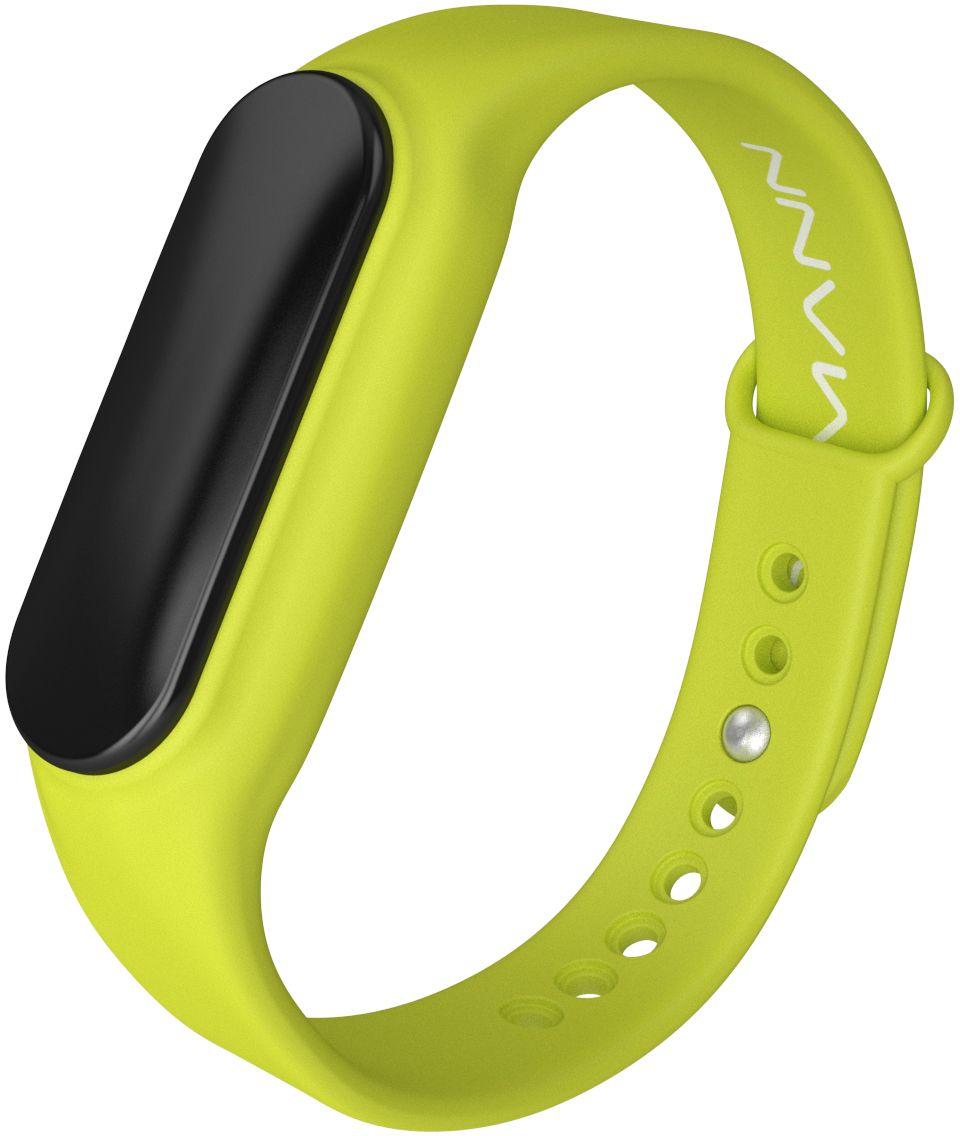 Qumann QSB 03, Green фитнес-браслет - Фитнес-браслеты и шагомеры