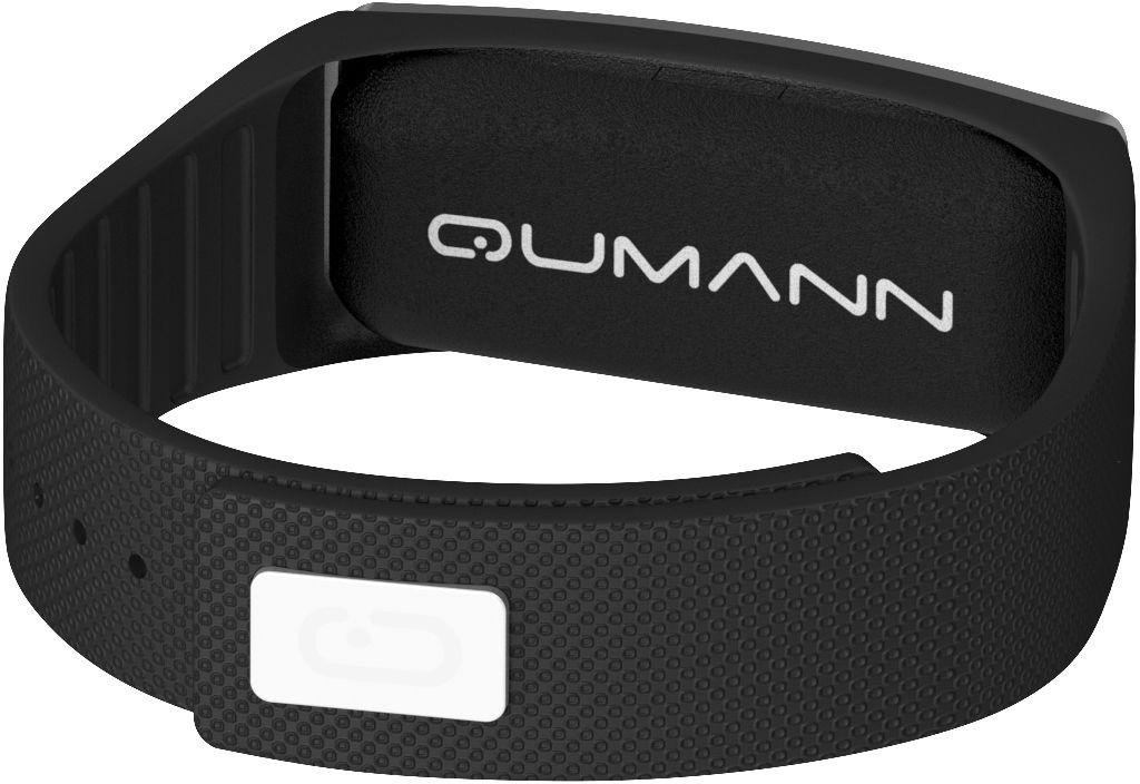 Qumann QSB 04, Blackфитнес-браслет Qumann