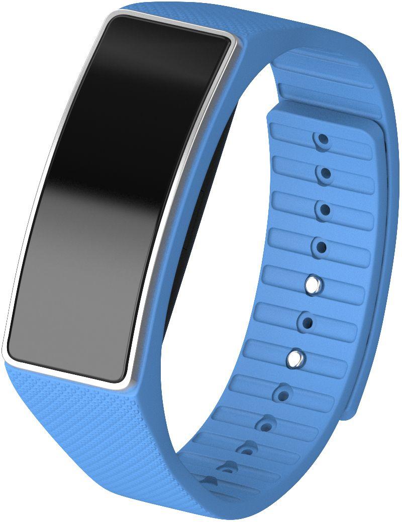 Qumann QSB 04 Blue, фитнес-браслет