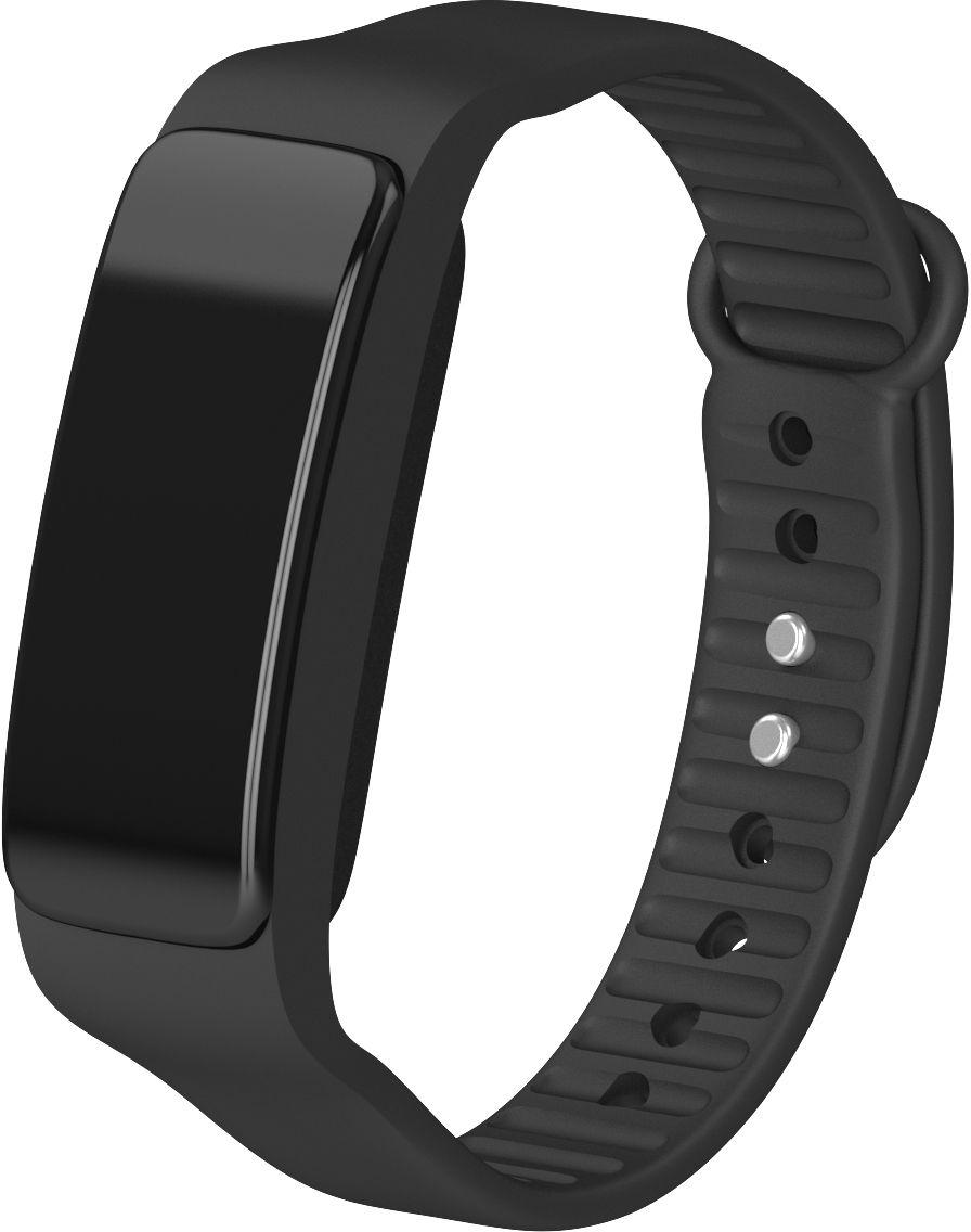 Qumann QSB 06 Black, фитнес-браслет10060Данный умный браслет – оптимальный выбор для тех, кто любит держать все под контролем, а особенно свое самочувствие. Вдобавок к стандартным счетчикам шагов, сна и потраченных калорий, у QSB06 есть монитор сердечного ритма. Вся эта информация (а еще и время) отражается на самом большом в линейке QUMANN дисплее – 0,86 дюйма.Для желающих следить за своим прогрессом в приложении Dayday band сохраняется история физической активности. Там же есть возможность ставить себе ежедневные фитнес задачи и делиться с друзьями статистикой об их выполнении. Подключите уведомления на QSB06, чтобы не пропустить ни один важный звонок или сообщение, чем бы вы ни были заняты, а разблокировка телефона браслетом, поможет как можно скорее на них ответить. Умный будильник, напоминание о долгой неподвижности, активация камеры встряхиванием и многое другое – QUMANN QSB06 сделает все, чтобы ваша жизнь была бодрее, активнее и радостнее.Как начать бегать: советы тренера. Статья OZON Гид