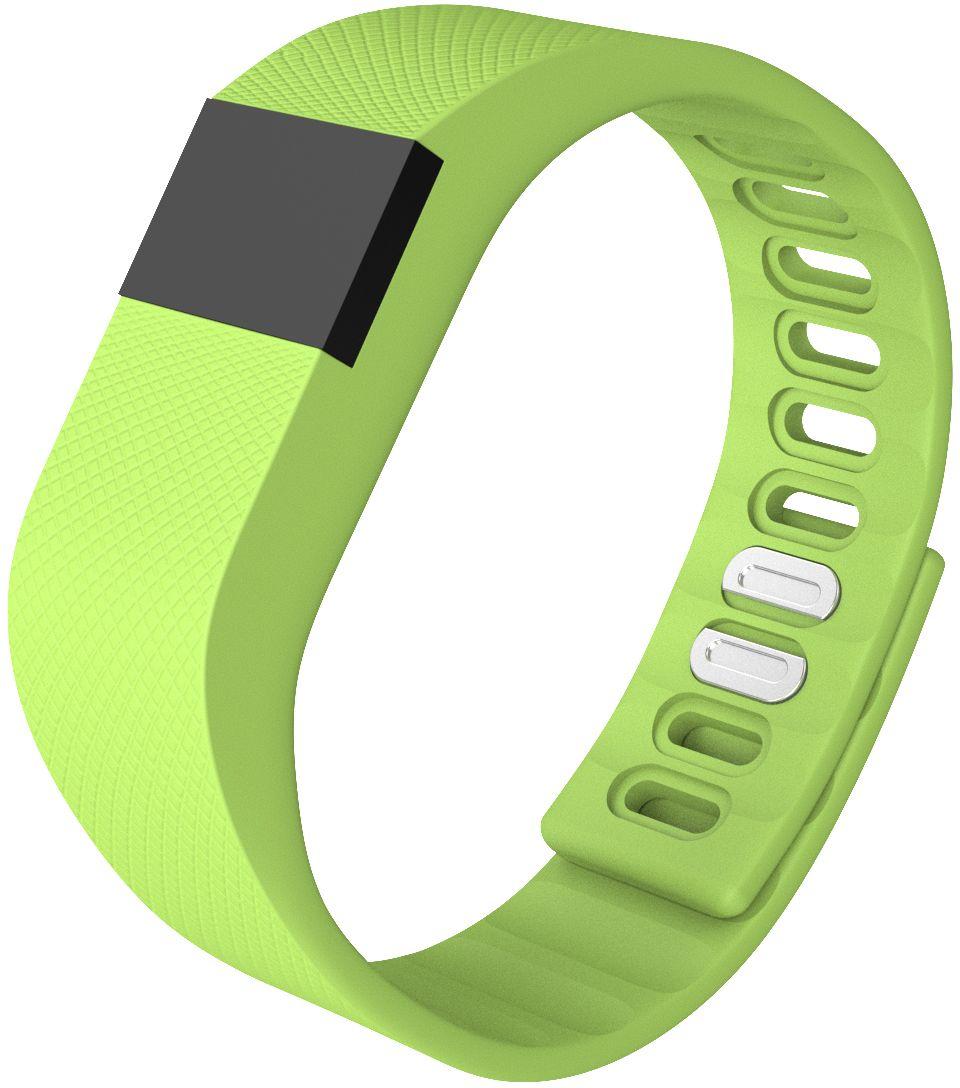 Qumann QSB 07, Green фитнес-браслет - Фитнес-браслеты и шагомеры