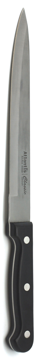 Нож для нарезки Atlantis Classic, длина лезвия 20 см. 24303-SK atlantis 24116 sk