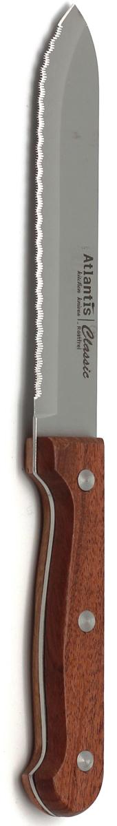 Нож для томатов Atlantis Classic, длина лезвия 14 см. 24715-SK нож тренировочный cold steel military classic общая длина 29 5 см