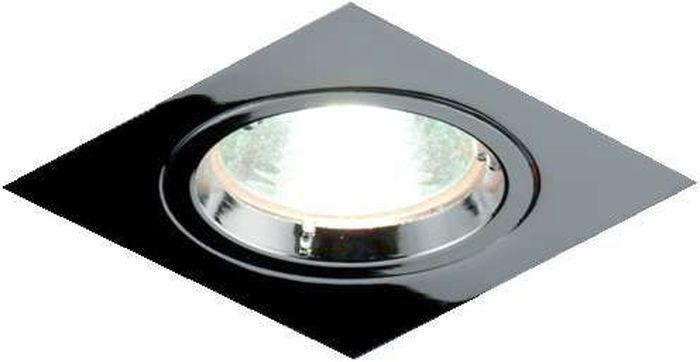 Светильник встраиваемый неповоротный ITALMAC Ferrum 51 2 05, литой, MR16, цвет: хром. IT8141 встраиваемые поверхности
