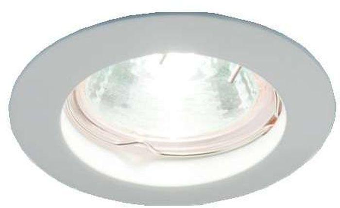 Светильник встраиваемый неповоротный ITALMAC Gamma 51 0 01, литой, MR16, цвет: белый. IT8008IT8008Встраиваемые светильники светодиодные (точечные) позволяют освещать труднодоступные зоны, создают акценты на определенные элементы, что помогает дизайнеру решать различные задачи в оформлении интерьера. Эти широкие возможности точечных элементов освещения позволили им завоевать такую огромную популярность.