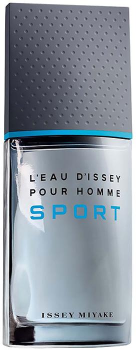 Issey Miyake LEau DIssey Pour Homme Sport. Туалетная вода, 50 мл48670500000LEau DIssey Pour Homme Sport - новый аромат для современных мужчин, бодрых духом и независимых. Для Issey Miyake спорт - это прежде всего пробуждение человеческих отношений с природой: чистые, эфирные взаимодействия, которые выходят за рамки конкуренции. LEau DIssey Pour Homme Sport предлагает мужчинам приобрести новый опыт: почувствовать интенсивность и волнение спорта через уникальное видение создателя аромата. Возвышенное слияние с элементами: вода, воздух, земля - новые захватывающие ощущения! Классификация аромата: древесный, фужерный.Пирамида аромата: Верхние ноты: бергамот, грейпфрут.Ноты сердца: мускатный орех, кожа, озон.Ноты шлейфа: ветивер, виргинский кедр.Ключевые слова: бодрящий, волнующий, мужественный, свежий и чистый! Характеристики:Объем: 50 мл. Производитель: Франция. Артикул: 48670. Туалетная вода - один из самых популярных видов парфюмерной продукции. Туалетная вода содержит 4-10%парфюмерного экстракта. Главные достоинства данного типа продукции заключаются в доступной цене, разнообразии форматов (как правило, 30, 50, 75, 100 мл), удобстве использования (чаще всего - спрей). Идеальна для дневного использования. Товар сертифицирован.Краткий гид по парфюмерии: виды, ноты, ароматы, советы по выбору. Статья OZON Гид