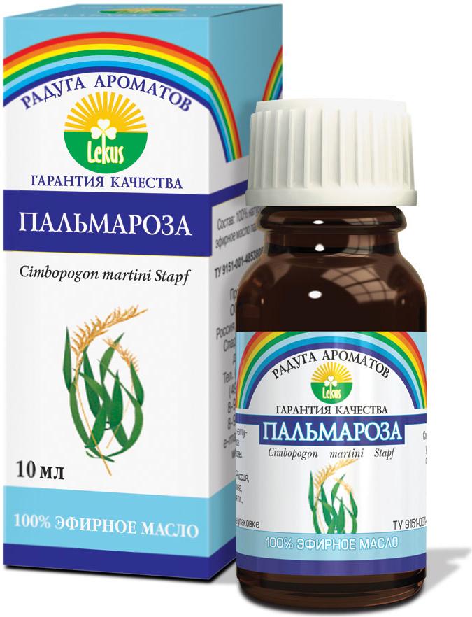 Радуга ароматов Пальмароза масло эфирное, 10 мл