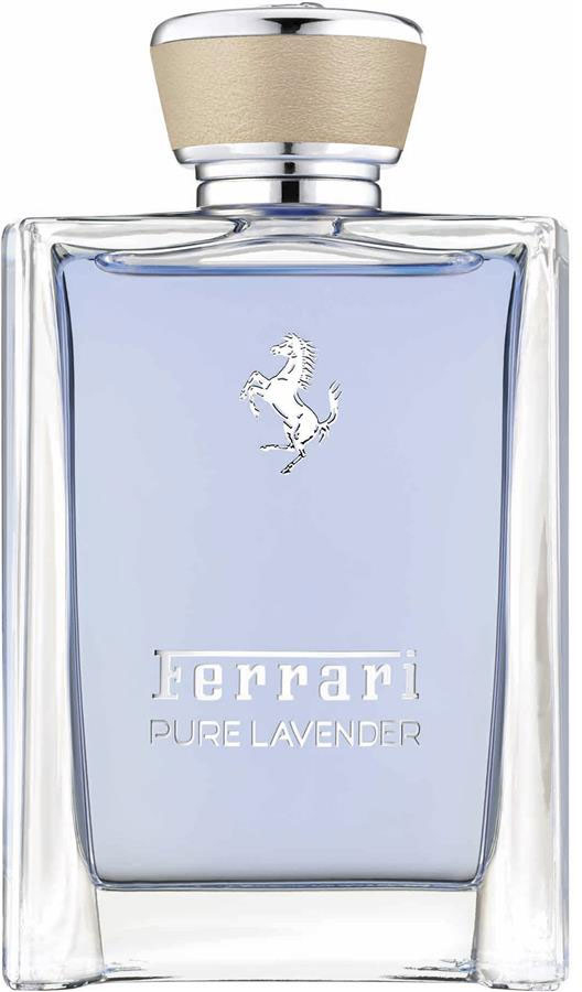 Ferrari Туалетная вода PURE LAVENDER мужская, 50 мл67000483Pure Lavender Ferrari - это аромат для мужчин и женщин, принадлежит к группе ароматов фужерные. Это новый аромат, Pure Lavender выпущен в 2015. Верхние ноты: Бергамот, Цитрусы и кардамон; ноты сердца: шалфей и Лаванда; ноты базы: Ваниль, пачули и Кашемировое деревоКраткий гид по парфюмерии: виды, ноты, ароматы, советы по выбору. Статья OZON Гид