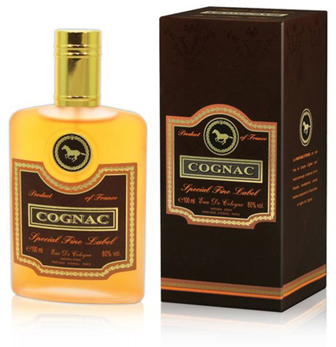 Brocard Cognac Одеколон для мужчин, 100 мл одеколон