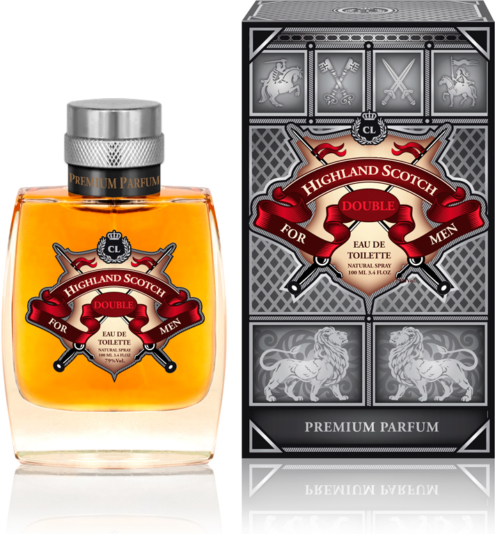 highland obsession Christine Lavoiser Parfums Туалетная вода Premium Parfum Highland Scotch, мужская 100 мл